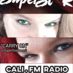 """SUPER ST*R """"Carry On"""" now playing @Cali.FM @Superstardannii #NewMusicAlert"""