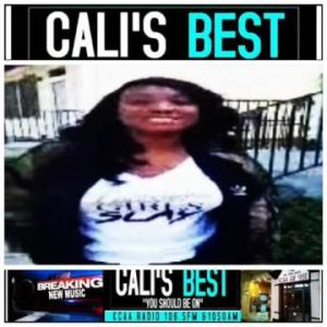 MIA X #No Limit Records 1st Lady Shouts out @calisbestradio
