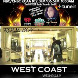 """Cali""""s Best shout out from KoolBoy of the West Coast Pop Lockers"""